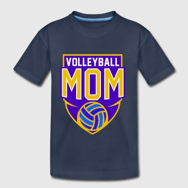 Volleyball Mom Volleyball Player Beach Volleyball - Toddler Premium T-Shirt