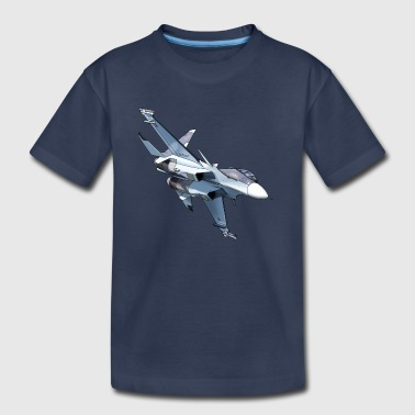 Su-30sm - Toddler Premium T-Shirt
