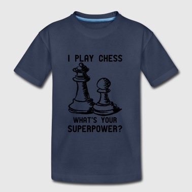 CHESS CAMPAIGN - Toddler Premium T-Shirt