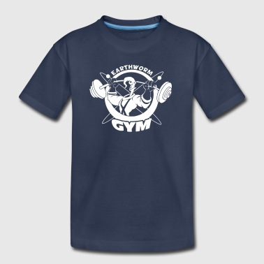 Earthworm Gym - Toddler Premium T-Shirt