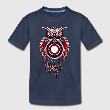 owl - Toddler Premium T-Shirt