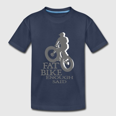 FAT BIKE TSHIRT - Toddler Premium T-Shirt