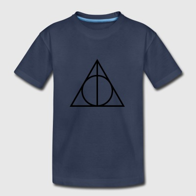 Deathly Hallows - Toddler Premium T-Shirt