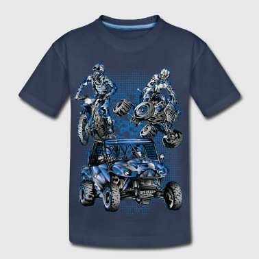 Extreme Off-Road Sports - Toddler Premium T-Shirt