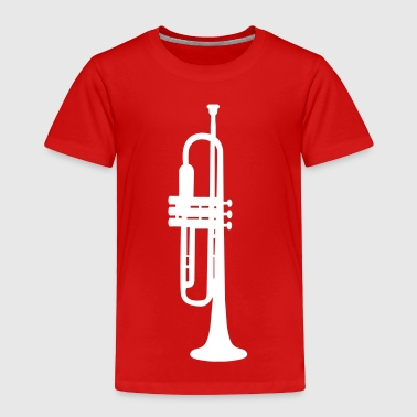 Trumpet - Toddler Premium T-Shirt