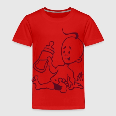 Baby milk - Toddler Premium T-Shirt