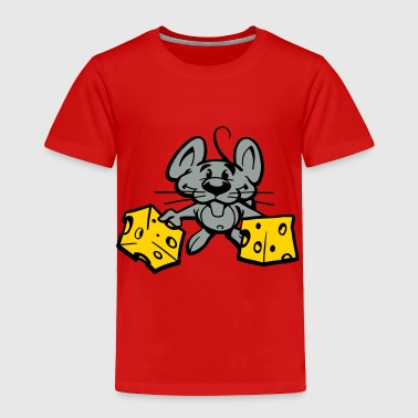 Mouse - Toddler Premium T-Shirt