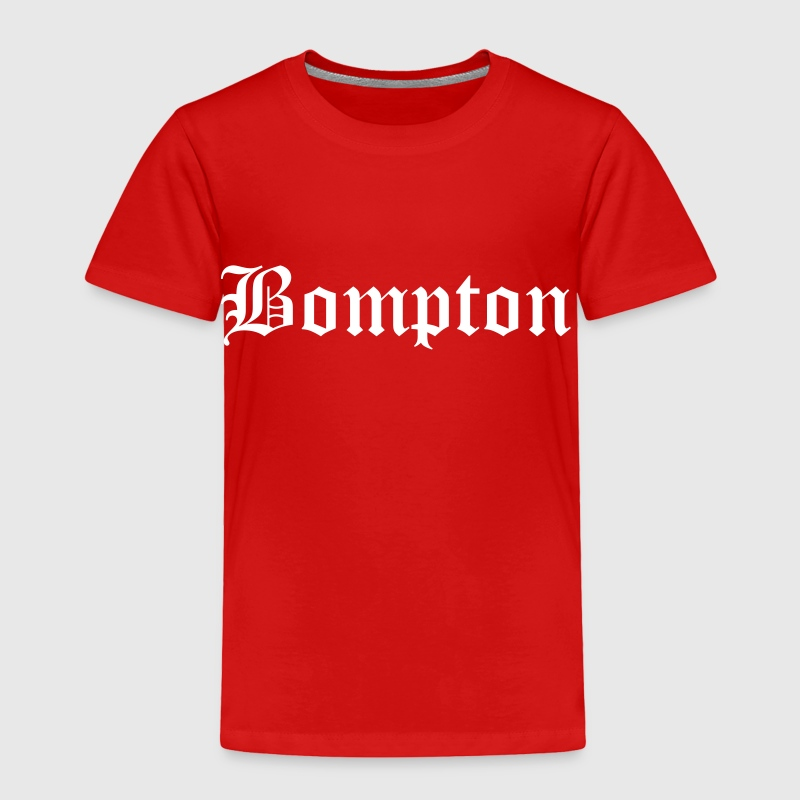 bompton - Toddler Premium T-Shirt