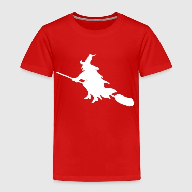 witch broom - Toddler Premium T-Shirt