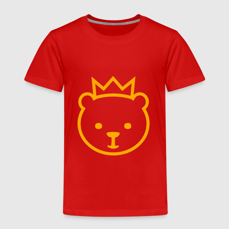 Berlin bear - Toddler Premium T-Shirt