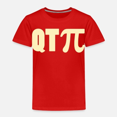 QT Pi - Toddler Premium T-Shirt