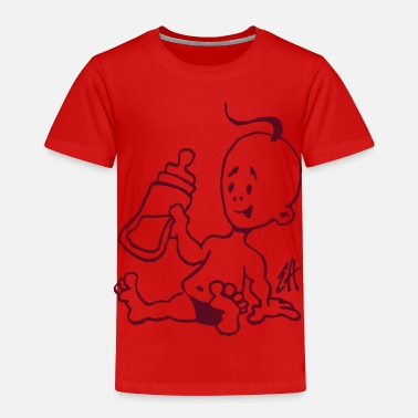 Milk Baby milk - Toddler Premium T-Shirt
