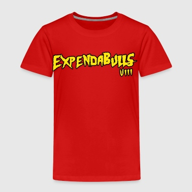 2017 ExpendaBulls Kids Toddler/Baby Shirt - Toddler Premium T-Shirt
