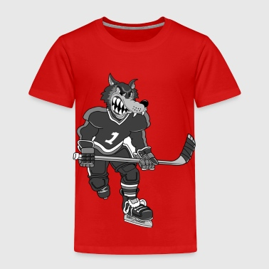 Hockey - Toddler Premium T-Shirt