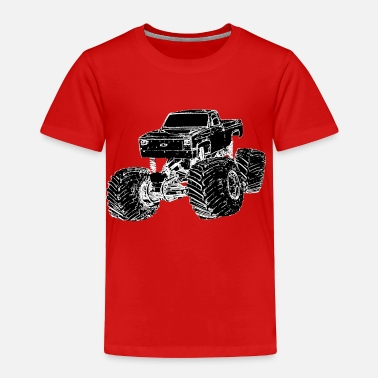 Tamiya RC Truck - Toddler Premium T-Shirt