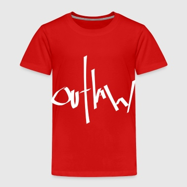 outlaw - Toddler Premium T-Shirt