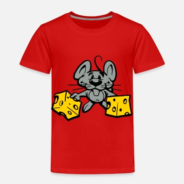 Mouse Mouse - Toddler Premium T-Shirt