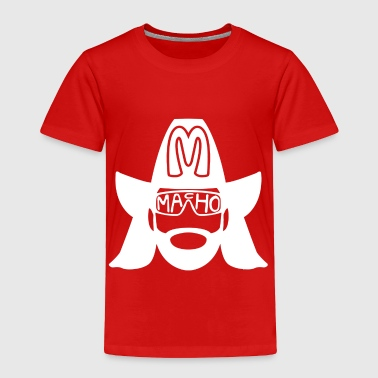 Macho - Toddler Premium T-Shirt