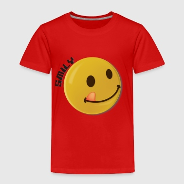 SMILY - Toddler Premium T-Shirt