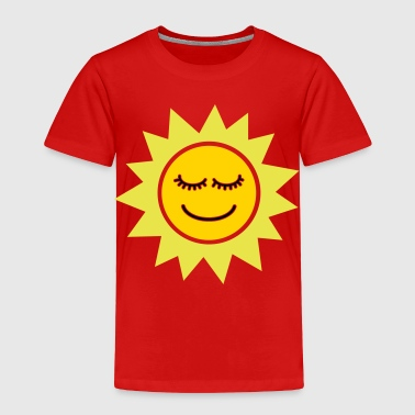 Sun Shine Smiling Sun - Toddler Premium T-Shirt