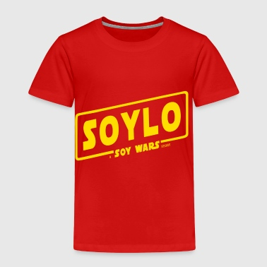 SOYLO a SOY Wars Story - Toddler Premium T-Shirt