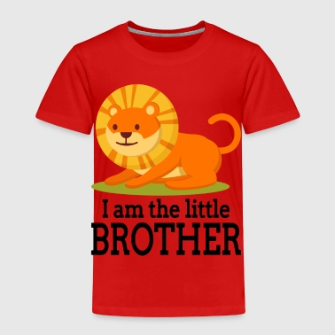 I am the little brother - Toddler Premium T-Shirt
