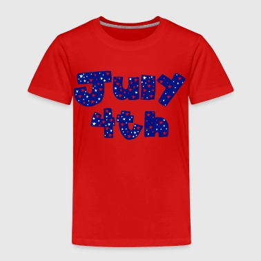 July 4th - Toddler Premium T-Shirt