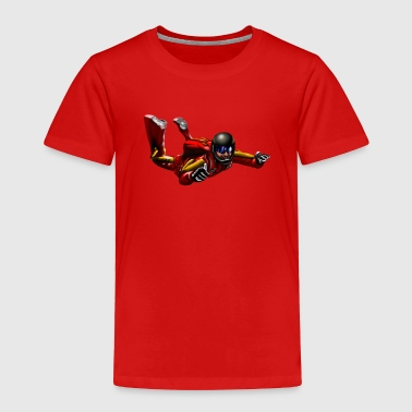 skydiver - Toddler Premium T-Shirt