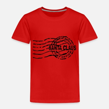 Post santa_claus_sc25 - Toddler Premium T-Shirt