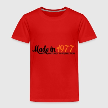1977 1977 - Toddler Premium T-Shirt