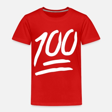 Dope Keep it 100 - Toddler Premium T-Shirt