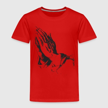 Praying hands - Toddler Premium T-Shirt