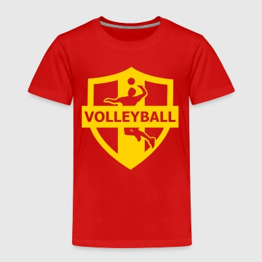 Bolle volleyball - Toddler Premium T-Shirt