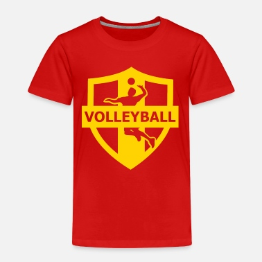 Boll volleyball - Toddler Premium T-Shirt