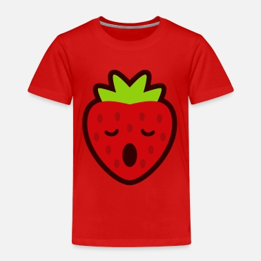 Strawberry STRAWBERRY - Toddler Premium T-Shirt