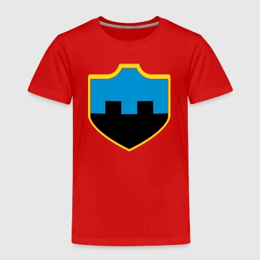 Clash With Your Clans 15 - Toddler Premium T-Shirt