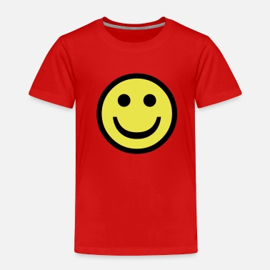Happy Face Baby Happy Face - Toddler Premium T-Shirt