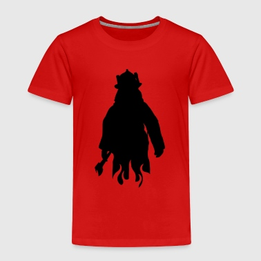 firman silhouette - Toddler Premium T-Shirt