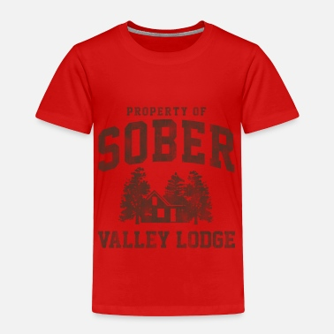 Warlock Sober Valley Lodge - Toddler Premium T-Shirt