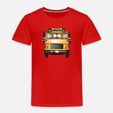 School Bus School Bus - Toddler Premium T-Shirt