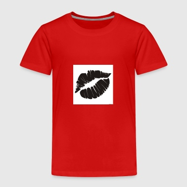 Black lips - Toddler Premium T-Shirt