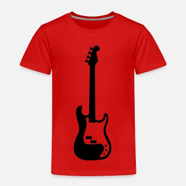 Bass bass - Toddler Premium T-Shirt