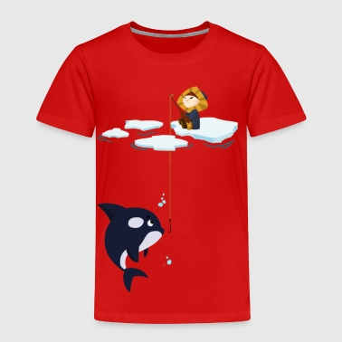 Rain - Toddler Premium T-Shirt