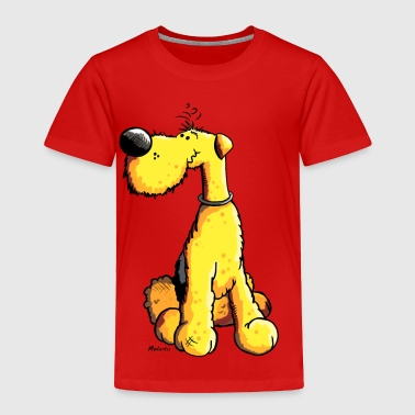 Airedale Terrier - Toddler Premium T-Shirt