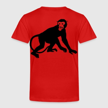 ape - Toddler Premium T-Shirt