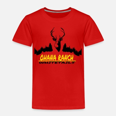 OHANA RANCH - Toddler Premium T-Shirt