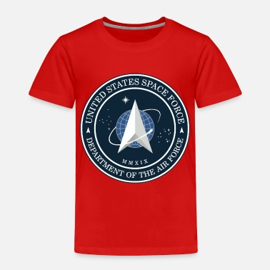 United United States Space Force Logo - Toddler Premium T-Shirt
