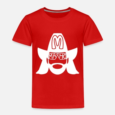 Macho Macho - Toddler Premium T-Shirt