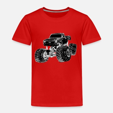Rc RC Truck - Toddler Premium T-Shirt