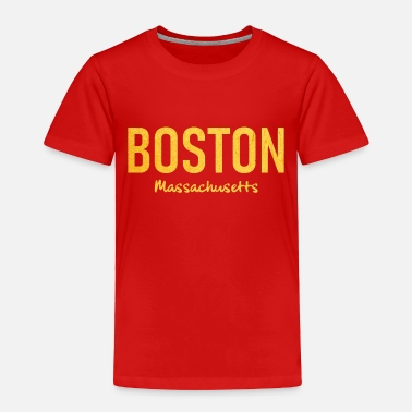 East Boston - Massachusetts - USA - United States - Toddler Premium T-Shirt